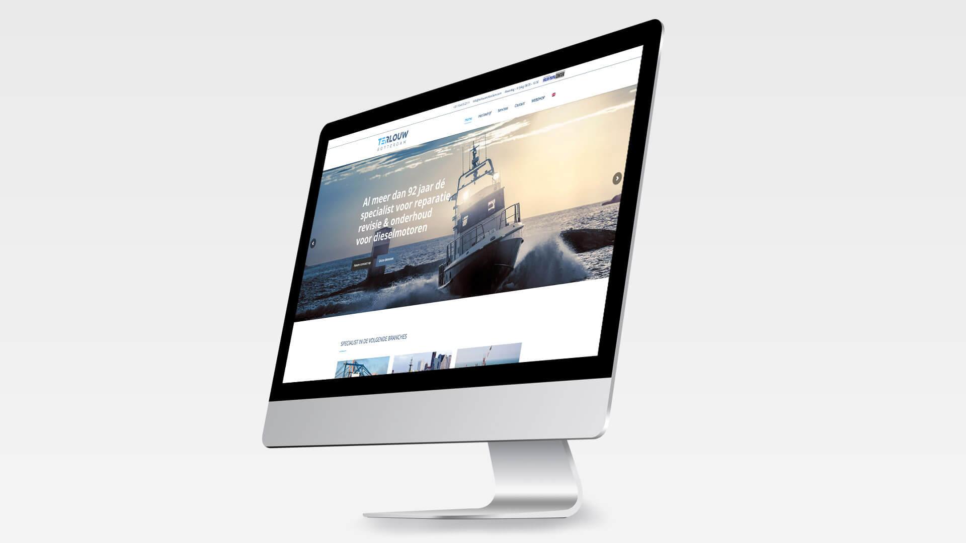 website laten ontwerpen, ux designer, website laten maken Rotterdam, grafisch ontwerper