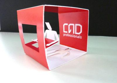CAD PROFESSIONALShuisstijl ontwerp
