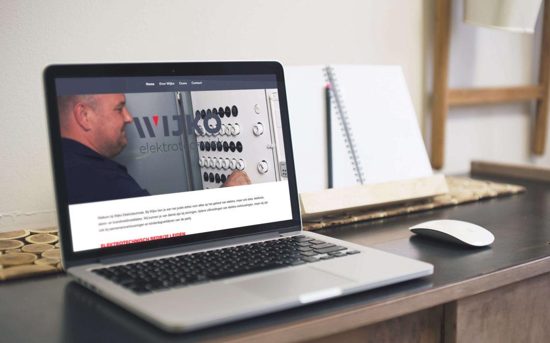 WIJKOlogo, huisstijl, tenderontwerp en webdesign