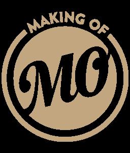 Logo laten ontwerpen. Kraakmakend heeft een professioneel logo ontworpen voor Making-of door een grafisch ontwerper