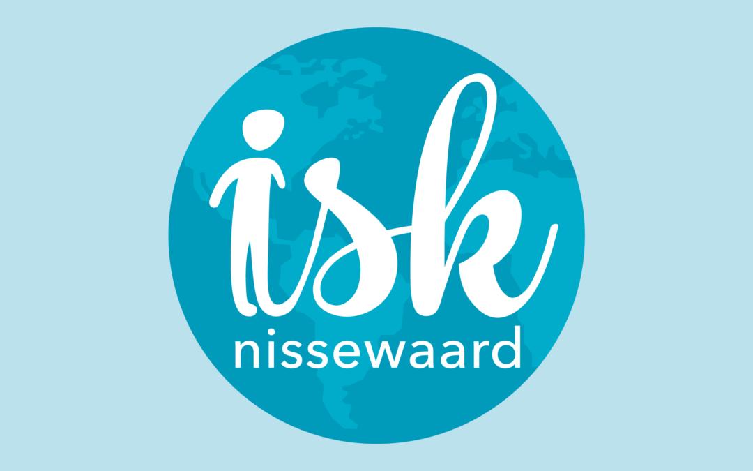ISK NISSEWAARDlogo ontwerp en brochure
