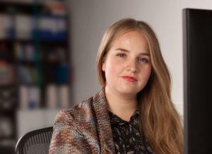 Irne Brouwer Kraakmakend , visual designer, interaction designer