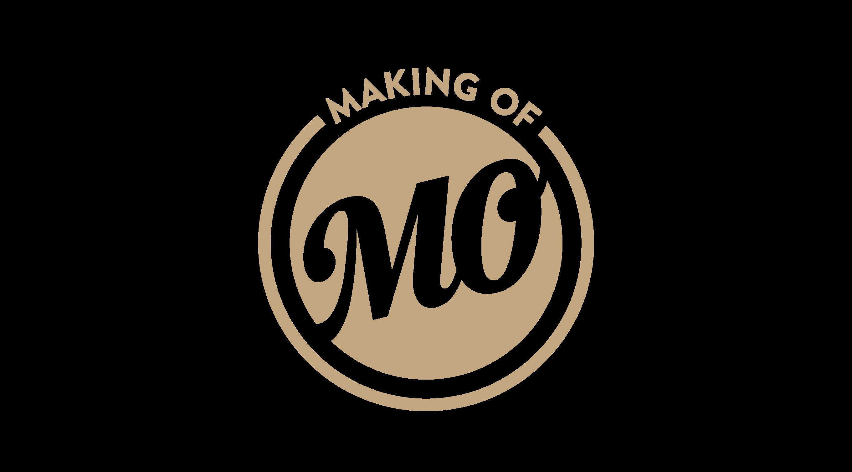 Professioneel logo ontwerp voor Making-of door een grafisch ontwerper