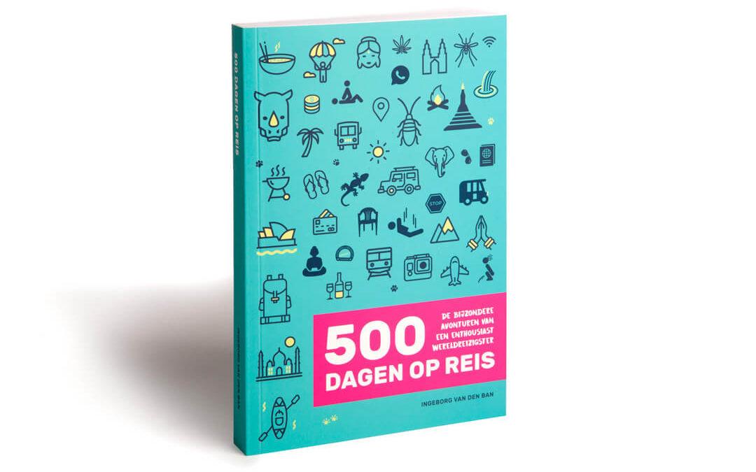 Professioneel ontworpen boek winnen
