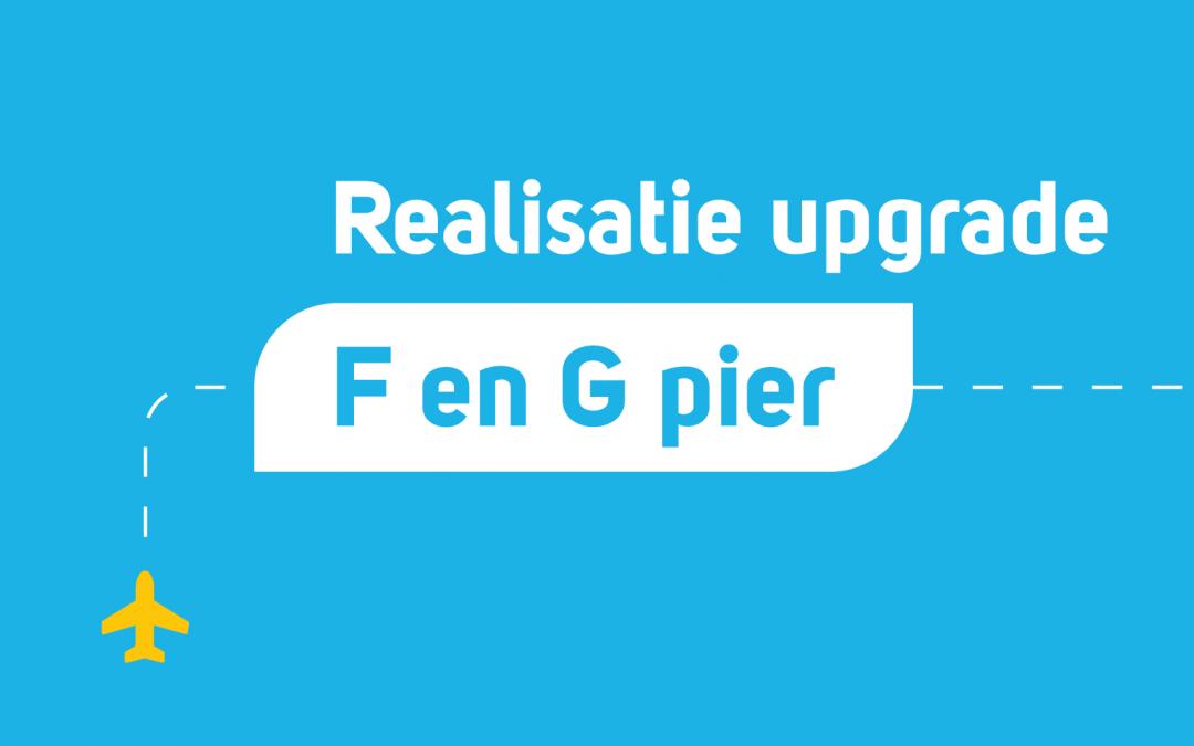 Hulp bij aanbestedingen  Schiphol F & G pier tender