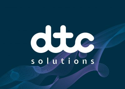 DTC Solution<br>Corporate identiteit
